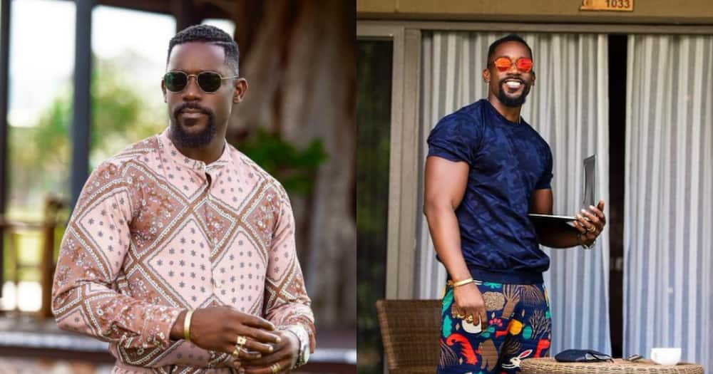 The Darker the Berry: 5 Exquisite Photos of Handsome Just in Time Actor Mawuli Gavor