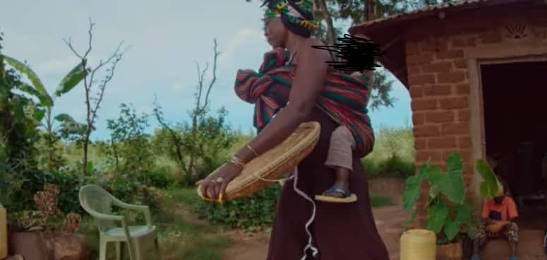 Akothee on the spot for exploiting househelp, old man in music video shoot