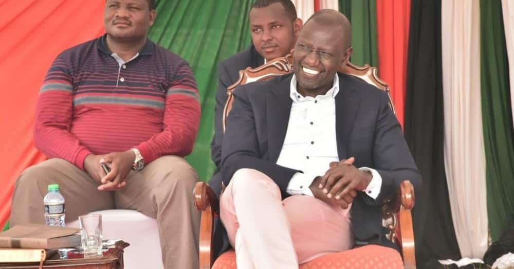 """William Ruto wishes Raila Odinga quick recovery: """"The nation is praying"""""""