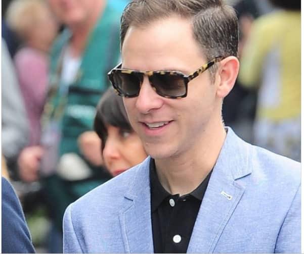 Todd Spiewak bio, occupation, net worth, Jim Parsons relationship