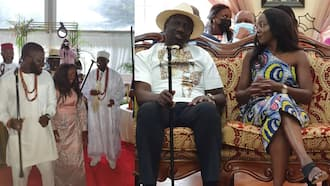 June Ruto: William Ruto Weds off Daughter to Nigerian Lover, Hosts In-Laws in Karen
