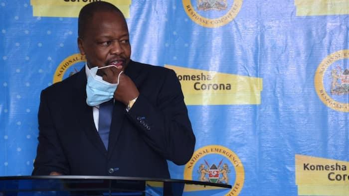Bars,Entertainment Joints to Close at 11pm or as per licences, CS Kagwe Clarifies