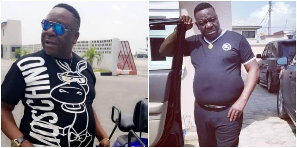 Veteran actor Mr Ibu recounts how he was poisoned by staff (video)
