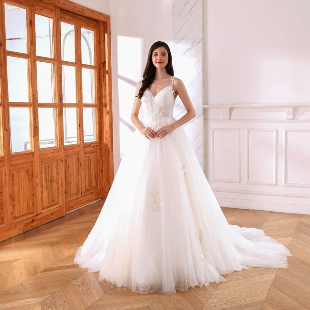 Wedding gowns in Kenya and their prices 2020