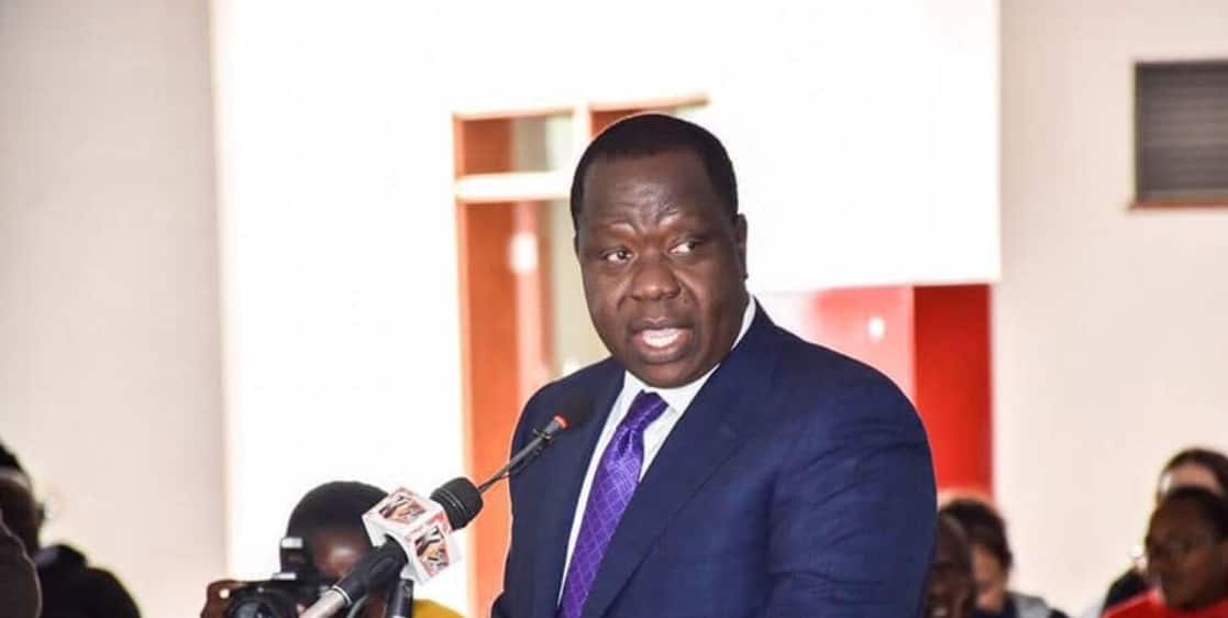 Interior CS Fred Matiang'i bans issuance of work permits from immigration office in Nairobi