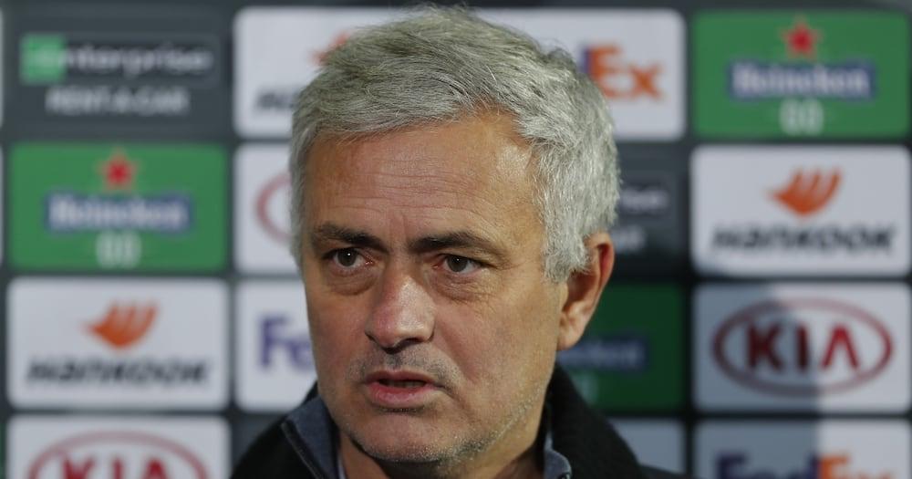 Jose Mourinho slams Tottenham players for feeling too big to play in Austria