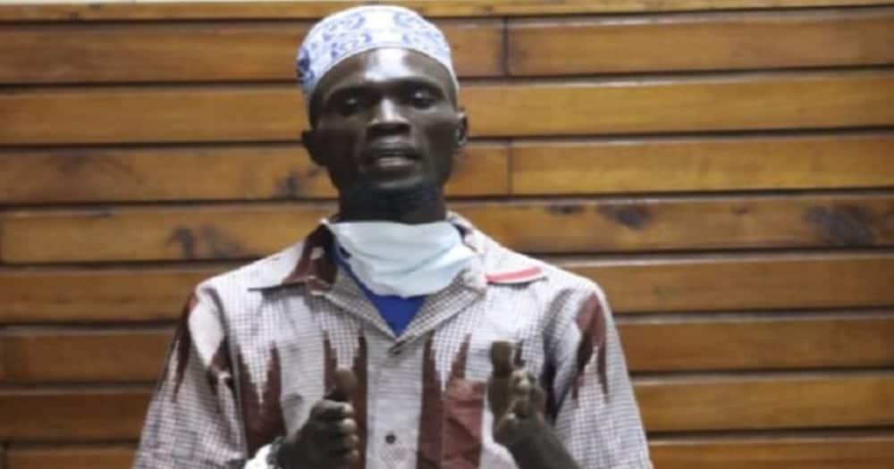 Hakimu akimbilia usalama wake baada ya mshukiwa kutishia kumchapa