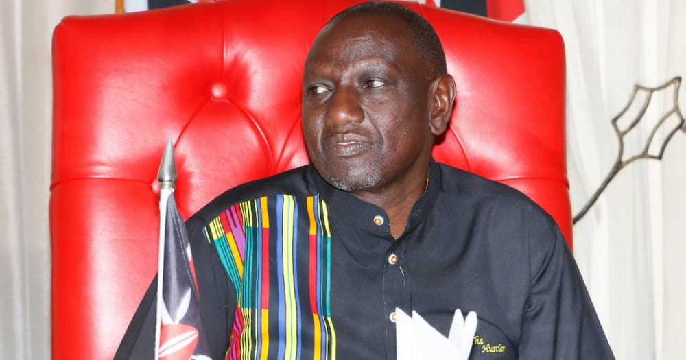 William Ruto Says He's Ready to Ditch Jubilee for UDA if Ouster Pressure Persists