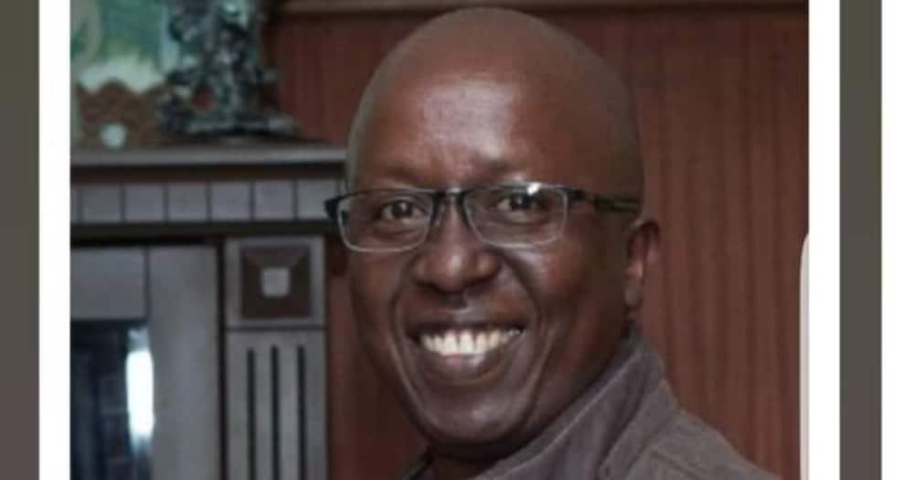 JM Kariuki's youngest son Tony is dead