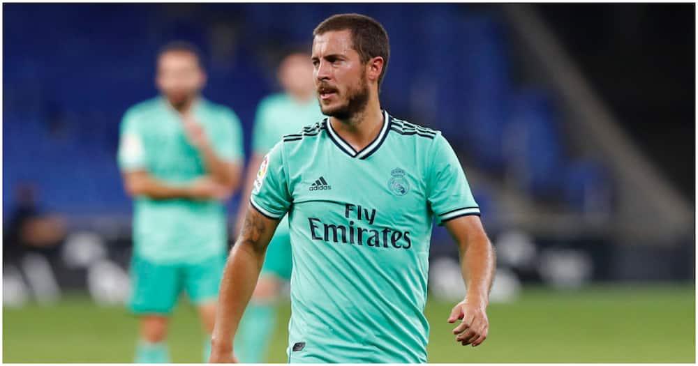 Eden Hazard: Chelsea Make Decision Over Ex-Winger's Transfer From Real Madrid