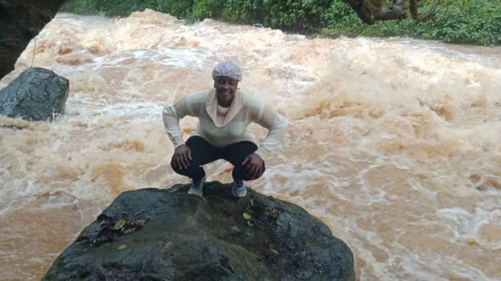 Mwili wa dada aliyetumbukia Thompson Falls akipiga picha waopolewa
