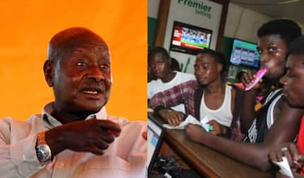 Uganda President Yoweri Museveni to ban betting in the country, says it has made youth lazy