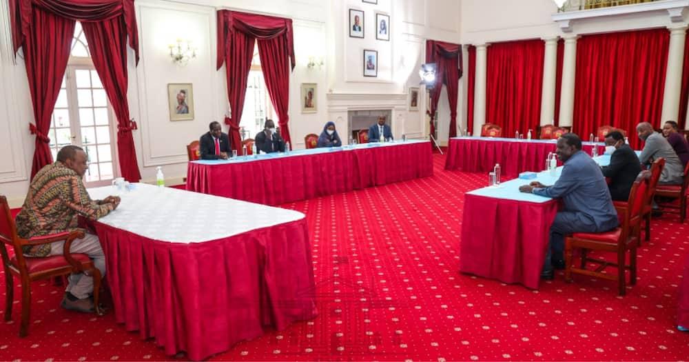 Uhuru Kenyatta has demonstrated exemplary leadership in unlocking revenue stalemate