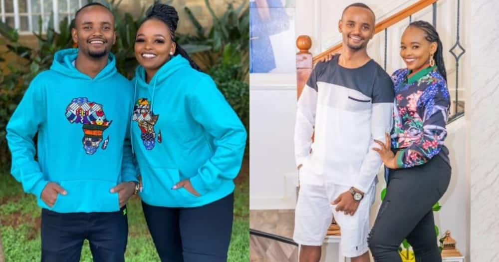 Gospel content creators Milly Wa Jesus and Kabi met in 2012 through Milly's ex-boyfriend.