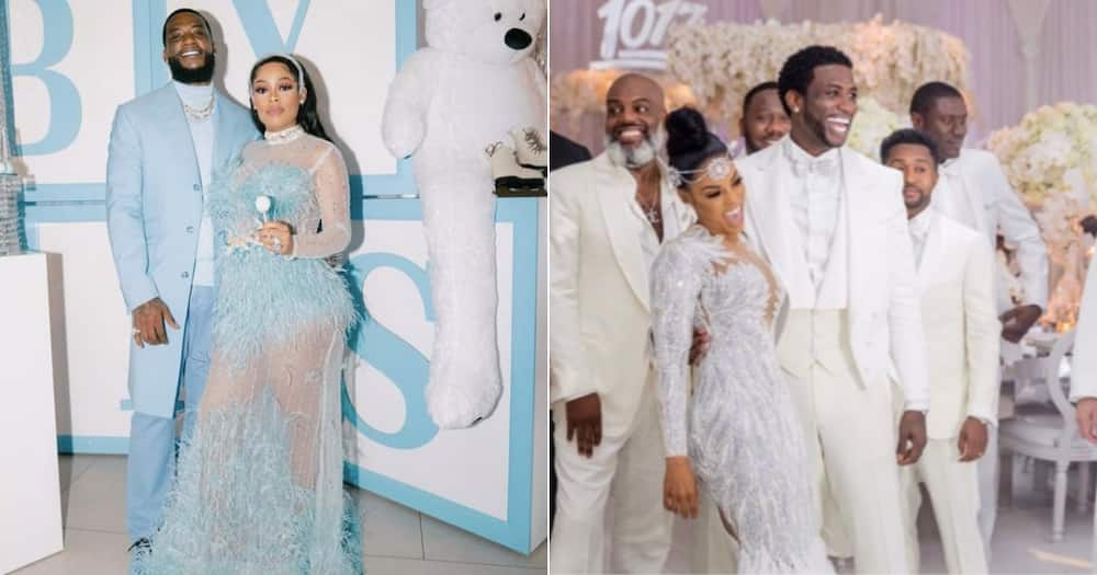 American Rapper Gucci Mane welcomes his new son with his wife Keyshia and names him Ice Davis