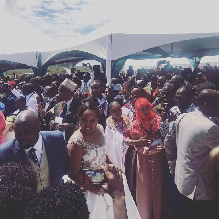 Naisula Lesuuda wedding