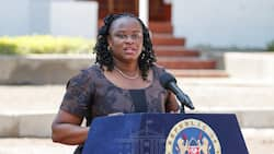 "Kanze Dena's Gaffe During Press Briefing Tickles Kenyans: ""Tarehe Thelathini na Tano"""