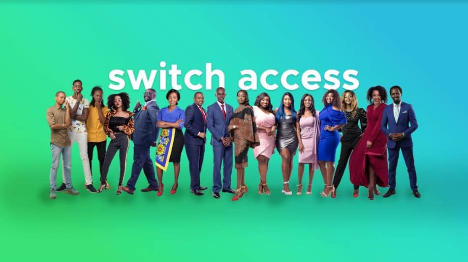 Switch TV giving you chance to ask your favourite presenter personal questions