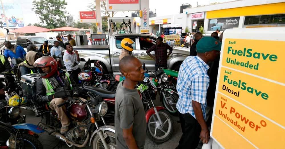 Kenyans protest fuel prices hike