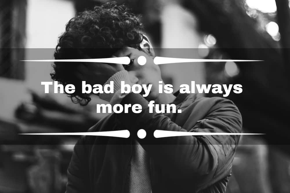 bad boy quotes