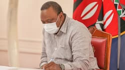 Nyamira Widows Hold Special Prayers for Uhuru after He Paid Medical Bill for One of Them