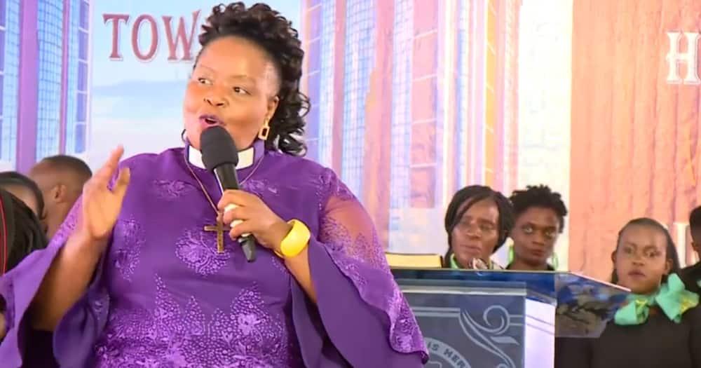 Askofu Wanjiru amsifu DP Ruto kwa kumsaidia kukabiliana na wezi wa shamba