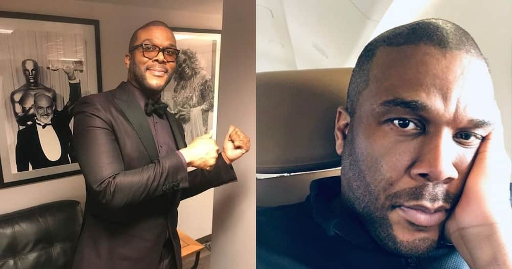 Tyler Perry helps 5000 families with food parcels and vouchers