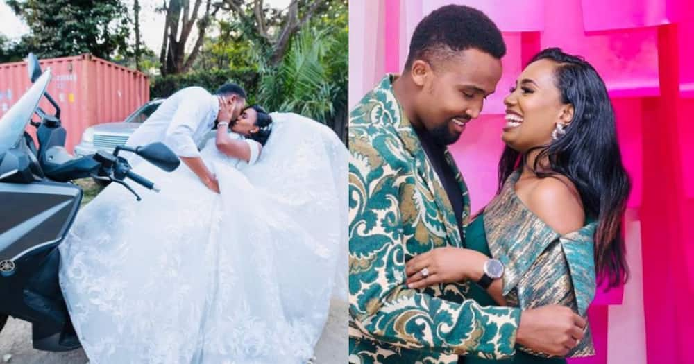 Pascal Tokodi, Grace Ekirapa celebrate 1st wedding anniversary in colourful ceremony