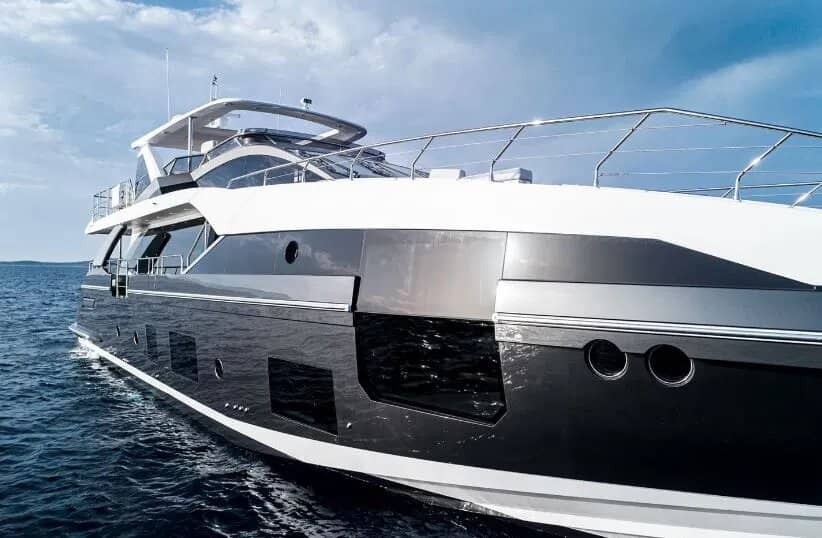 Inside Cristiano Ronaldo's amazing yacht complete with modern kitchen, huge lounge