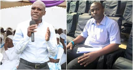Kakamega tycoon vows to spend his wealth to ensure Boni Khalwale doesn't become governor in 2022