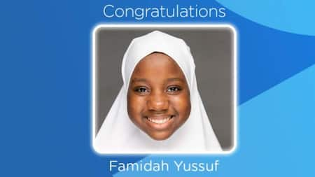 Famidah Yussuf: Innovative Teenager Wins Award for Creating Robot that Solves Health Problems