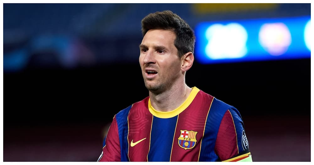 Lionel Messi: Barcelona captain leads 30-man list of players available on free transfer in 2021