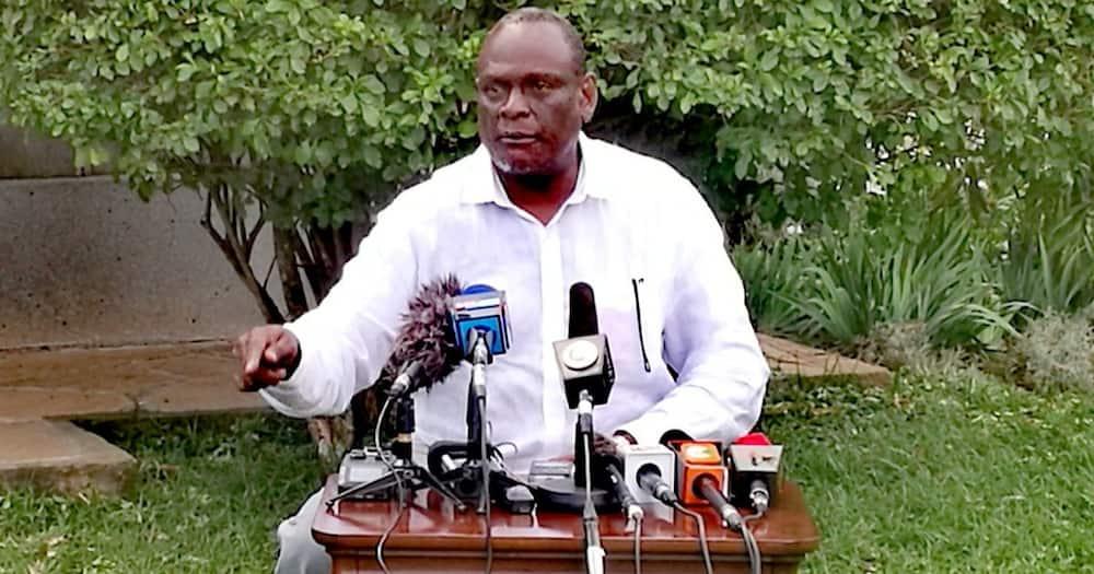 Chama cha Jubilee kitaunda muungano mpya, David Murathe asema