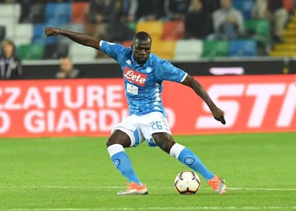 Blow to Mourinho as Napoli reject Man United's KSh10 billion offer for top African star