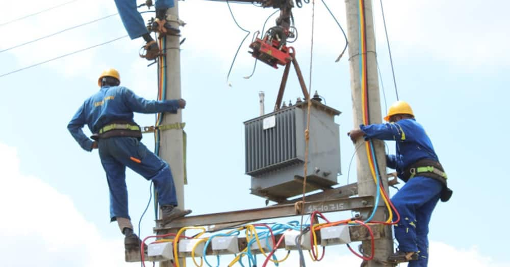 KRA said KPLC had delayed in clearing taxes when it imported its transformers.