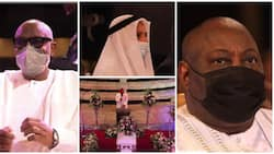 TB Joshua: List of Dignitaries Who Attended Televangelist's Burial Ceremony
