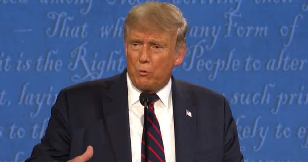 Uchaguzi wa Marekani 2020: Trump na Biden warushiana vijembe wakati wa mdhahalo