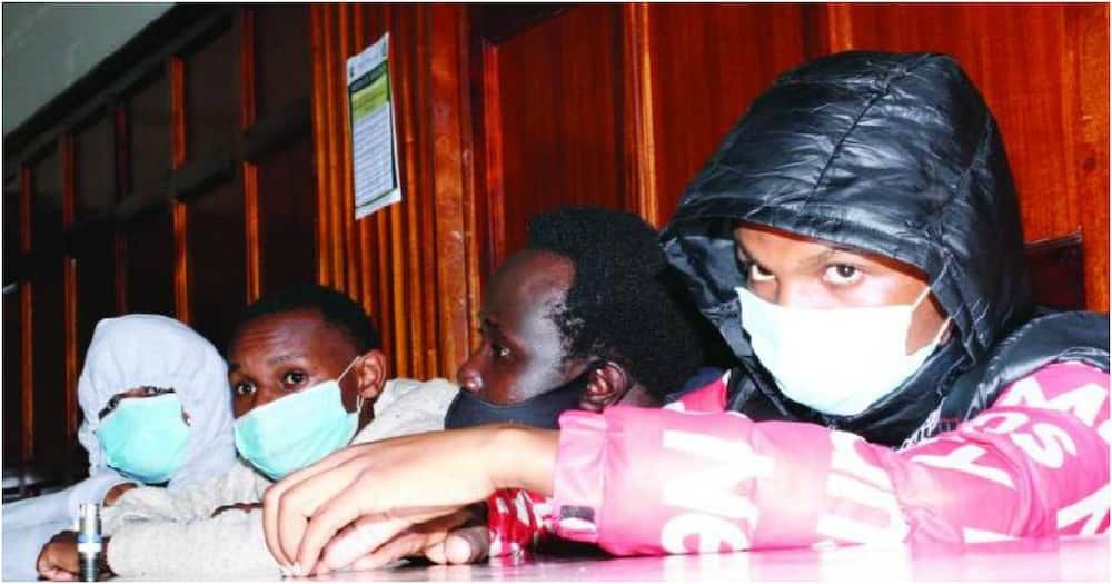 Woman arrested for hosting 44 teenagers at Mountain View released on KSh 200K