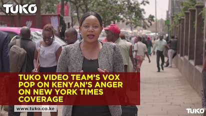 Kenyans share mixed reactions on coverage of DusitD2 attack by New York Times