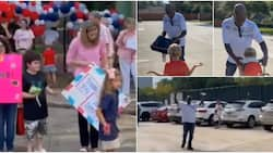 Community in US Celebrate African-American Postal Worker who Delivered Mail with Smiles for 14 Years