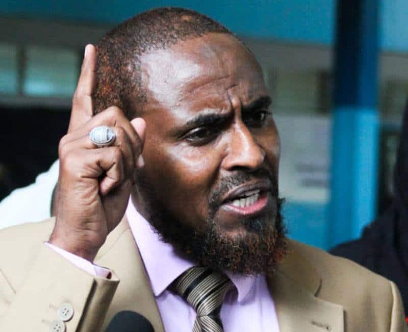 Mohammed Dida says Kirinyaga people are to blame for voting Waiguru despite ODM Warning