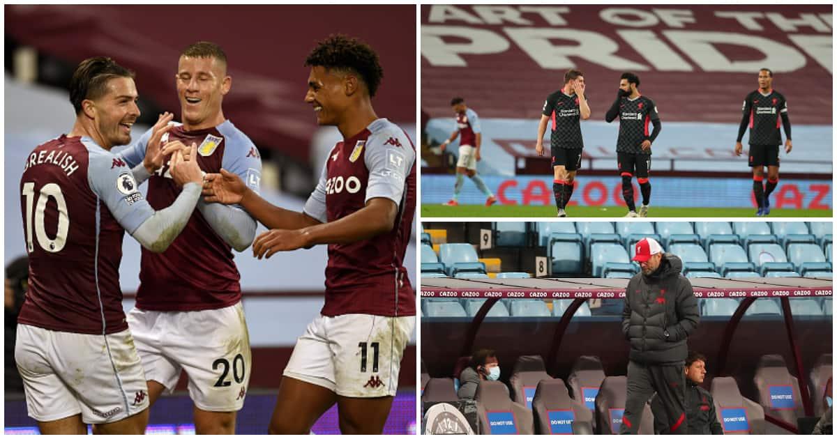 Aston Villa vs Liverpool: Ollie Watkins scores hat-trick ...