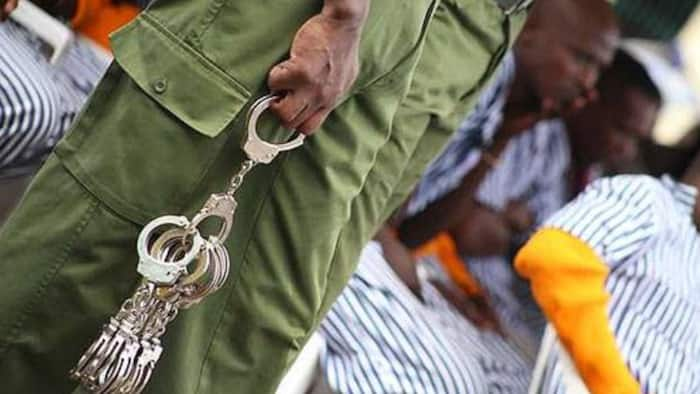 Askari Jela Akamatwa kufuatia Tuhuma za Visa vya Utekaji Nyara