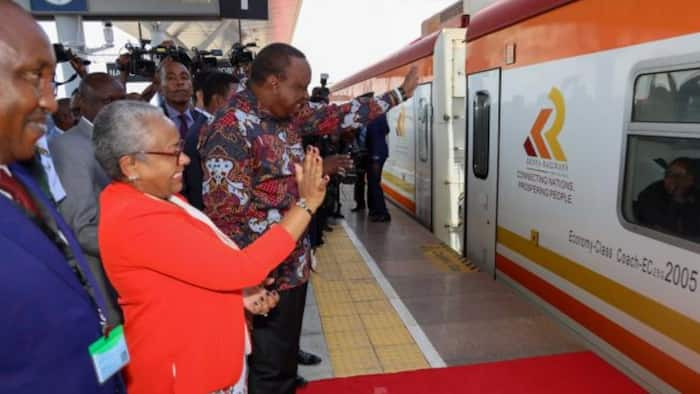 Kenya Railways to take over SGR operations from Chinese firm Afristar