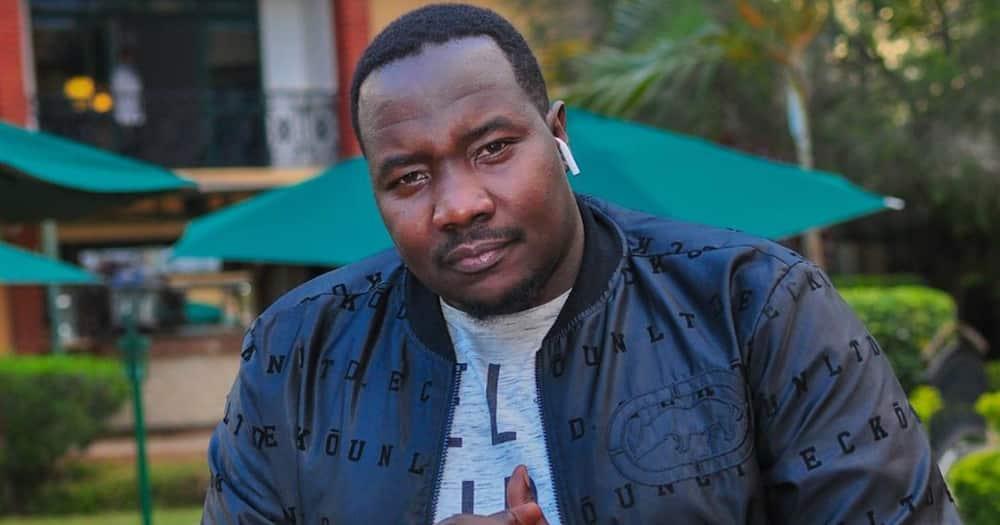 Journalist Willis Raburu falls ill in the middle of live TV Show