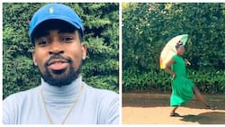 Kenyan artiste thrilled after Lupita Nyong'o posts a video dancing to his song