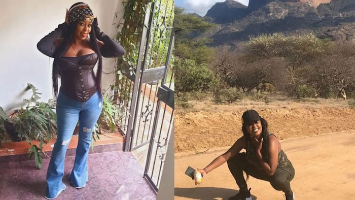 Lilian Muli Amused by Married Boat Owner Offering to Marry Her as Second Wife