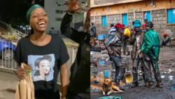 Radio Host Atieno Bashed for Donating Alcohol to Street Families