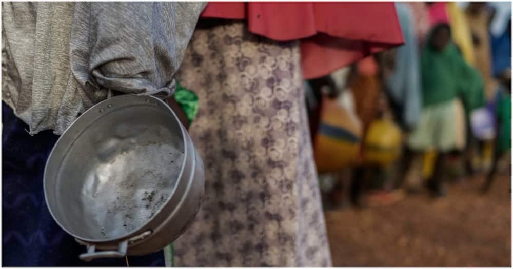 Millions of Kenyans face hunger as COVID-19 pandemic ravages