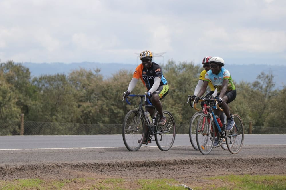 Cycling across the country to raise money for rehabilitating former juveniles